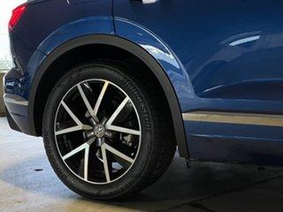 2019 Volkswagen Touareg CR MY19 190TDI Tiptronic 4MOTION Launch Edition Blue 8 Speed