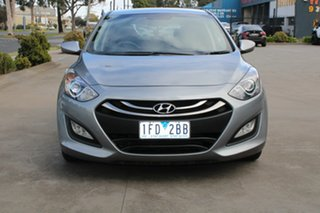 2014 Hyundai i30 GD MY14 Elite Silver 6 Speed Manual Hatchback.