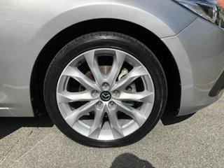 2014 Mazda 3 BM5236 SP25 SKYACTIV-MT Astina Silver 6 Speed Manual Sedan