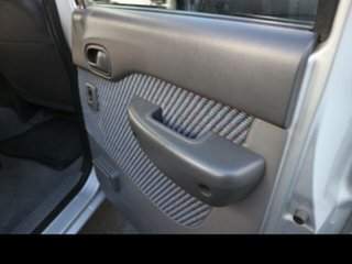 2001 Ford Courier PE GL (4x4) Silver 5 Speed Manual 4x4 Crew Cab Pickup