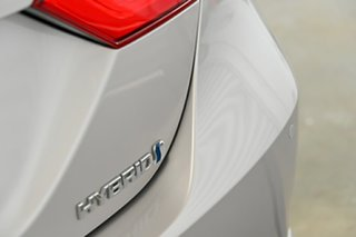 2018 Toyota Camry AXVH71R Ascent Sport Steelblonde 6 Speed Constant Variable Sedan Hybrid
