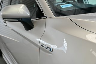 2018 Toyota Camry AXVH71R Ascent Sport Steelblonde 6 Speed Constant Variable Sedan Hybrid.