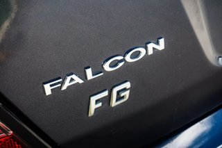 2011 Ford Falcon FG XR6 Grey 6 Speed Sports Automatic Sedan