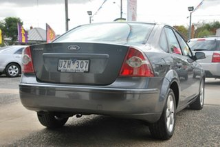 2007 Ford Focus LS LX Grey 4 Speed Automatic Sedan