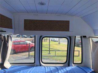 1995 Toyota Coaster HZB50R White 5 Speed Manual Bus
