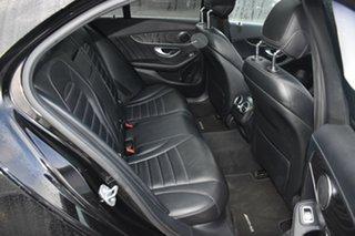 2017 Mercedes-Benz C-Class W205 807+057MY C250 d 9G-Tronic Black 9 Speed Sports Automatic Sedan