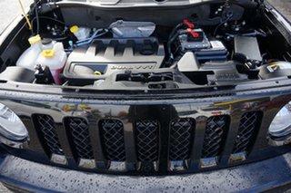2013 Jeep Patriot MK MY14 Sport 4x2 Crystal Black 6 Speed Sports Automatic Wagon