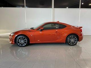 2017 Toyota 86 ZN6 GTS Orange 6 Speed Manual Coupe
