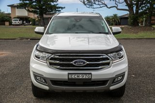 2019 Ford Everest UA II 2019.00MY Trend White 6 Speed Sports Automatic SUV
