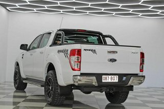 2016 Ford Ranger PX MkII MY17 XLT 3.2 (4x4) White 6 Speed Manual Double Cab Pick Up