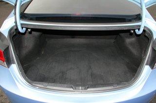 2012 Hyundai Elantra MD Premium Blue 6 Speed Sports Automatic Sedan