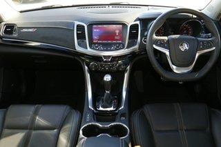 2017 Holden Commodore VF II MY17 SS V Redline Silver 6 Speed Sports Automatic Sedan