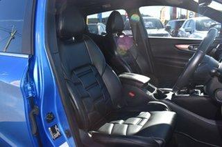 2018 Nissan Qashqai J11 Series 2 Ti X-tronic Blue 1 Speed Constant Variable Wagon