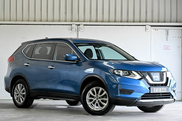 Used Nissan X-Trail T32 Series II ST X-tronic 2WD Laverton North, 2019 Nissan X-Trail T32 Series II ST X-tronic 2WD Blue 7 Speed Constant Variable Wagon