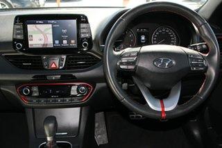 2018 Hyundai i30 PD2 MY18 SR D-CT Premium Black 7 Speed Sports Automatic Dual Clutch Hatchback