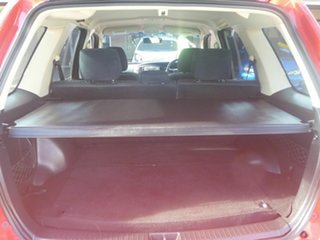 2010 Ford Escape ZD Red 4 Speed Automatic SUV