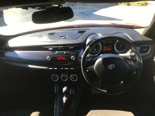 2012 Alfa Romeo Giulietta Series 0 TCT Red 6 Speed Sports Automatic Dual Clutch Hatchback.