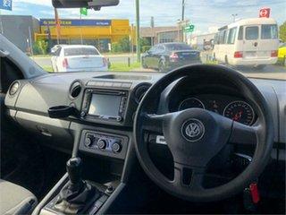 2012 Volkswagen Amarok 2H TDI400 White 6 Speed Manual Utility