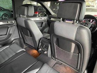 2015 Volkswagen Touareg 7P MY15 V8 TDI Tiptronic 4MOTION R-Line Black 8 Speed Sports Automatic Wagon