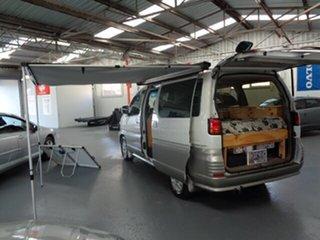 2000 Nissan Elgrand ALE50 V White 4 Speed Automatic Wagon