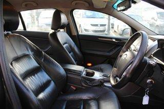 2009 Ford Falcon FG G6E Grey 6 Speed Sports Automatic Sedan