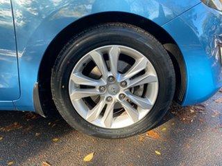 2013 Hyundai i30 GD Elite Tourer Blue 6 Speed Sports Automatic Wagon