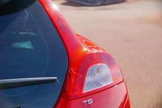2008 Volvo C30 M Series MY08 T5 Red 5 Speed Sports Automatic Hatchback