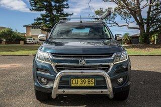 2017 Holden Trailblazer RG MY17 LTZ Teal Blue 6 Speed Sports Automatic Wagon.