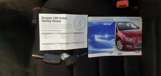 2012 Ford Falcon FG MkII XR6 Blue 6 Speed Sports Automatic Sedan