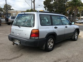 1998 Subaru Forester 79V Limited AWD Silver 4 Speed Automatic Wagon.