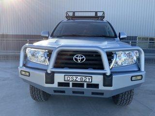 2014 Toyota Landcruiser VDJ200R MY13 GXL Blue 6 Speed Sports Automatic Wagon.