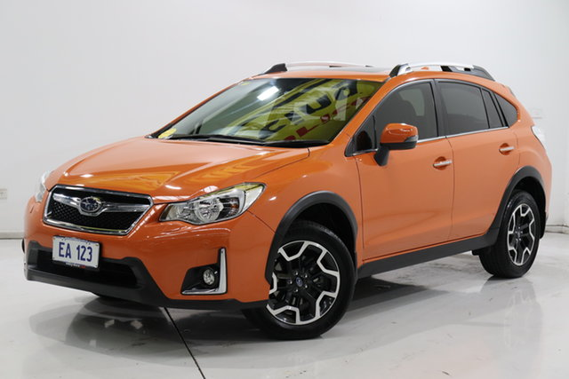 Used Subaru XV G4X MY16 2.0i-S Lineartronic AWD Brooklyn, 2016 Subaru XV G4X MY16 2.0i-S Lineartronic AWD Orange 6 Speed Constant Variable Wagon