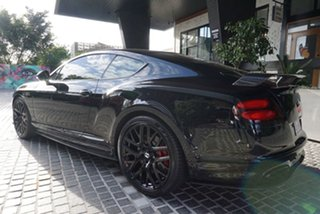 2017 Bentley Continental 3W Supersports Black Onyx 8 Speed Sports Automatic Coupe.