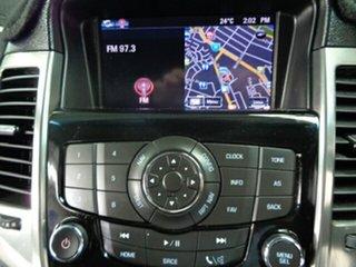 2013 Holden Cruze JH Series II MY14 SRi-V Black 6 Speed Manual Sedan