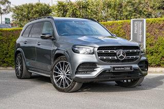 2020 Mercedes-Benz GLS-Class X167 800+050MY GLS400 d 9G-Tronic 4MATIC Selenite Grey 9 Speed.
