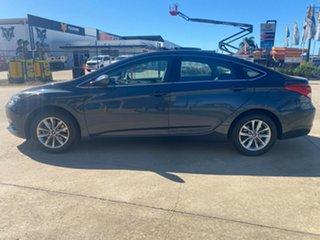 2018 Hyundai i40 VF4 Series II Active D-CT Blue/270519 7 Speed Sports Automatic Dual Clutch Sedan
