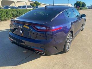 2018 Kia Stinger CK MY19 330S Fastback Blue/310119 8 Speed Sports Automatic Sedan.