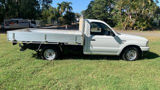 2006 Ford Courier GL White Manual Utility