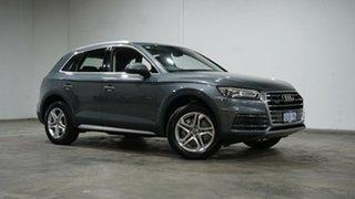 2017 Audi Q5 FY MY18 TDI S Tronic Quattro Ultra design Grey 7 Speed Sports Automatic Dual Clutch.