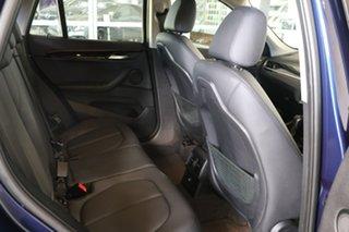 2018 BMW X1 F48 sDrive18d Steptronic Blue 8 Speed Sports Automatic Wagon