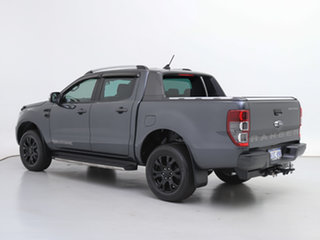 2020 Ford Ranger PX MkIII MY21.25 Wildtrak 2.0 (4x4) Grey 10 Speed Automatic Double Cab Pick Up
