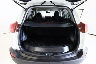 2013 Toyota RAV4 ALA49R GXL AWD White 6 Speed Sports Automatic Wagon