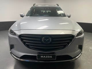 2017 Mazda CX-9 TC Azami SKYACTIV-Drive Silver 6 Speed Sports Automatic Wagon.