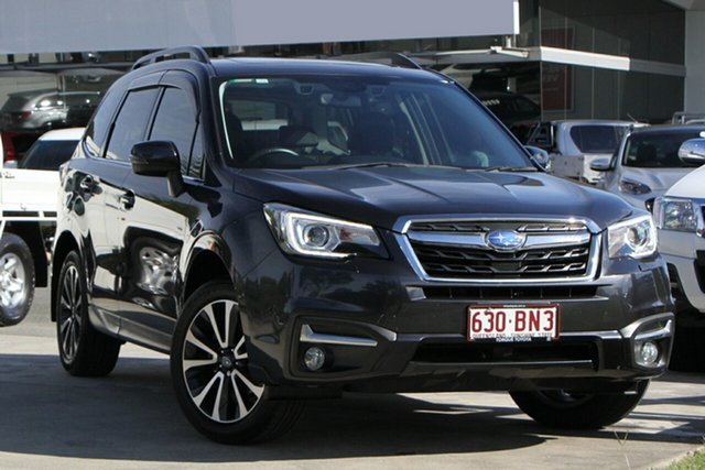 Pre-Owned Subaru Forester S4 MY16 2.5i-S CVT AWD North Lakes, 2016 Subaru Forester S4 MY16 2.5i-S CVT AWD Grey 6 Speed Constant Variable Wagon