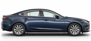 2021 Mazda 6 GL1033 Sport SKYACTIV-Drive Deep Crystal Blue 6 Speed Sports Automatic Sedan
