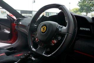 2019 Ferrari 488 Pista F142 Rosso Corsa 7 Speed Sports Automatic Dual Clutch Coupe