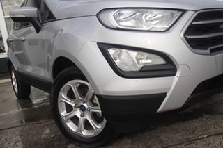 2017 Ford Ecosport BL Trend Moondust Silver 6 Speed Automatic Wagon.