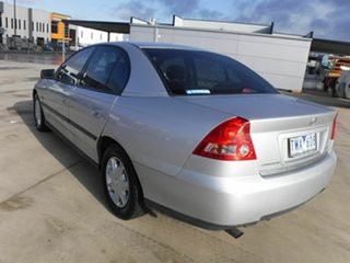 2004 Holden Commodore VY II Executive Silver 4 Speed Automatic Sedan.