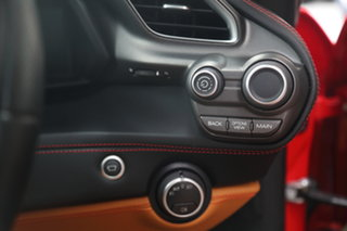 2016 Ferrari 488 GTB F142 No Badge Rosso Corsa 7 Speed Sports Automatic Dual Clutch Coupe