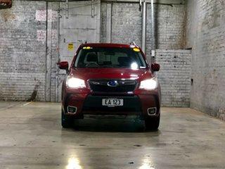 2015 Subaru Forester S4 MY15 XT CVT AWD Premium Maroon 8 Speed Constant Variable Wagon.